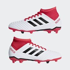 Unisex Adidas Bambini Nero 3 Scarpe 18 Fg J Da Calcio Ebay Predator 8qr8wz6