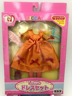 Takara TOMY Licca Doll Clothes Japanese Kimono LW-26 For 9inch Doll NRFB