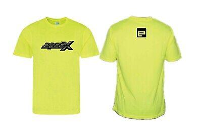 Evolution Happy Hardcore Bass x t shirt taille XL rezerection Rave années 90
