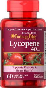 Puritan-039-s-Pride-Lycopene-40-mg-60-Softgels
