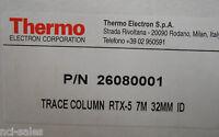 Thermo Electron Corp. Gc Column Rtx-5, P/n 26080001