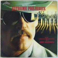 Extrème préjudice 33 tours Jerry Goldsmith Nick Nolte 1987