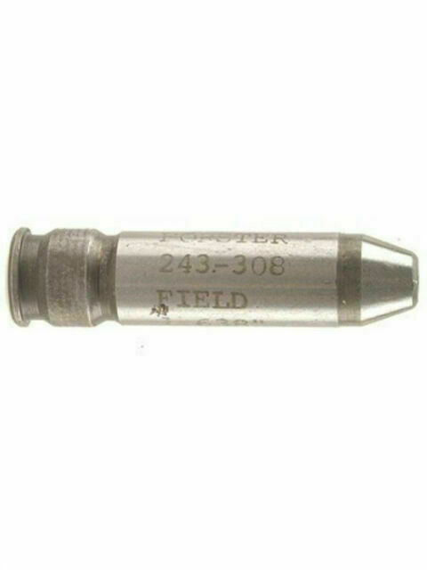 FORSTER HEADSPACE GAGE FOR 556 NATO MINIMUM MFG#HG0223G USE FOR 223 REM GO ALSO