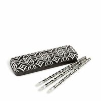 Vera Bradley Pencil Set With Tin In Concerto on sale