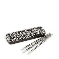 Vera Bradley Pencil Set With Tin In Concerto on sale
