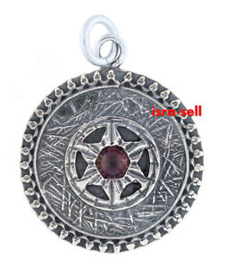 Ana-Bekoach-Star-of-David-Pendant-Kabbalah-Names-of-God-925-Sterling-Silver
