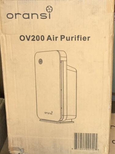 BRAND NEW Oransi OV200 Air Purifier White w//Filter