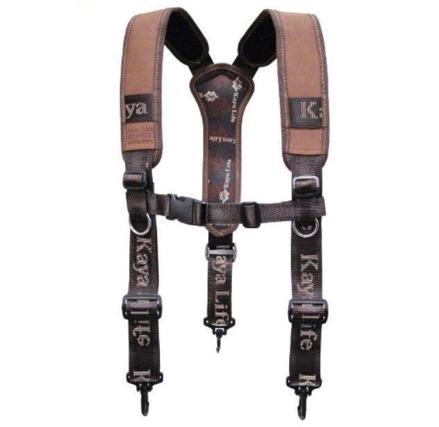 Kaya KL-611 Professional Tool Belt Adjustable Workshop Suspender Equipments