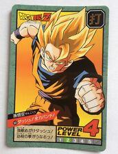 Dragon ball GT Super battle Power Level 668