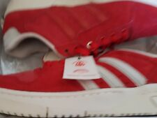 best website 81f53 99ab2 Adidas Consortium Edberg 86 X Footpatrol Strawberries and Cream UK7 BNIBWT