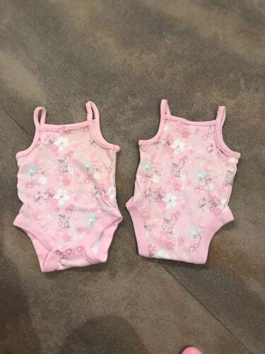 Tu Pink Baby Bunny Vest