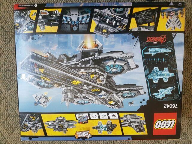 LEGO 76042 Marvel Super Heroes Avengers The Shield ...