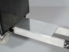 New Aluminum Frame Rail Cover Plate Tamiya RC 1/14 GlobeLiner King Hauler Semi