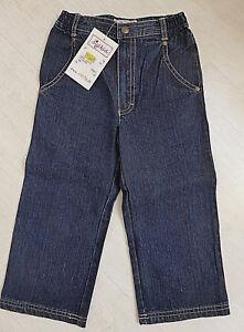 Hose-Jeans-blackblue-von-Sigikid-NEU