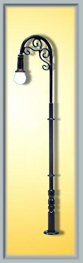 + NEU /& OVP Viessmann 6030 H0 Nostalgische Bogenleuchte