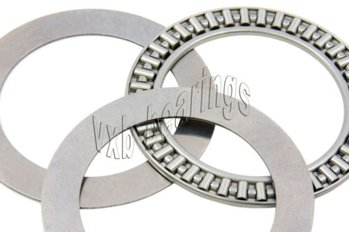 Thrust Needle Roller Bearing 40x60x5 Thrust Bearings 8676
