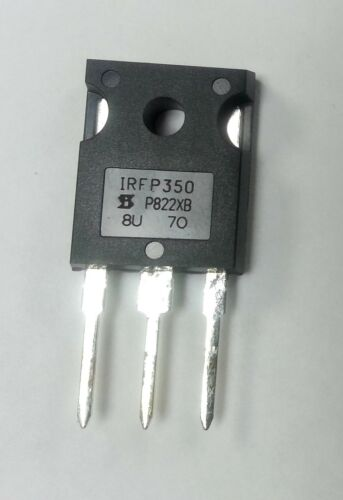 1pc IRFP350 UsFreeShip 1 gram heat sink compound N-Channel Mosfet 400V 16A