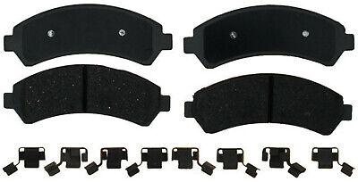 Disc Brake Pad Set-Ceramic Disc Brake Pad Front ACDelco Advantage 14D726CH