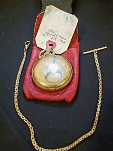 antique hamilton pocket watch 1926 size 16 992 21 jewel nice working complete