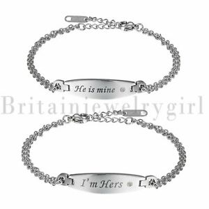 Is Mine Promise Bracelet Bangle