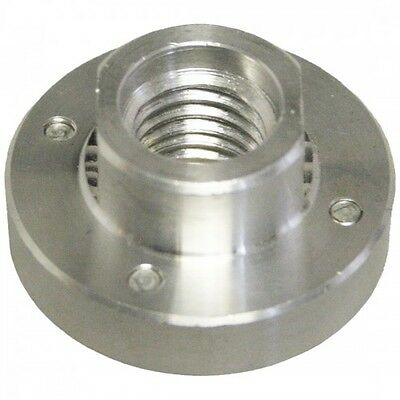 Aluminum 4 Hole Flush Mount Adaptor