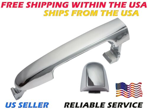 QSC Outside Exterior Door Handle Rear Left for Hyundai Elantra 07-12
