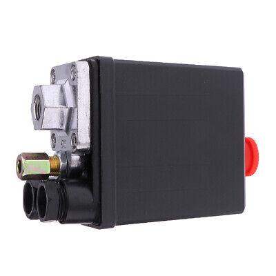valvola dellinterruttore di controllo della pressione dellaria dellautomobile 70-100PSI per la pompa del compressore daria Interruttore di controllo del compressore daria