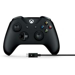 Xbox Wireless Controller and Cable for Windows - Wireless - Bluetooth