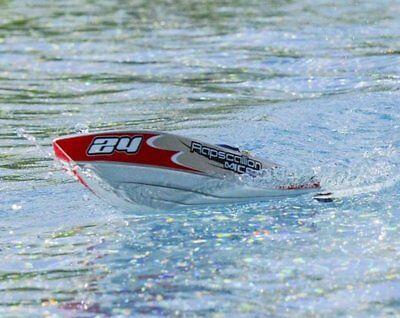 Carson 110-08009- Barca 500108009 Veloce Micro Rapscallion 100% Rtr Numerosi In Varietà