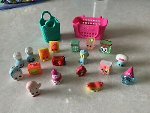 Shopkins Exclusive & Special Edition (Lot Of 18)