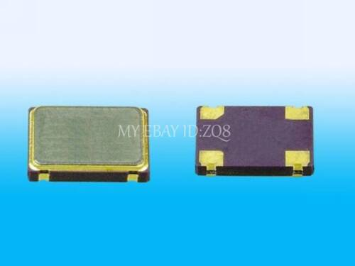 5PCS 10M 10.000M 10MHz 10.000MHz OSC Active Crystal Oscillator 0705 7mm×5mm
