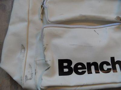 BENCH große Umhängetasche creme 517