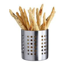 "IKEA stainless steel cutlery caddy 5"" utensil holder kitchen organizer ORDNING"