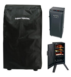 30-034-CAJUN-INJECTOR-DELUXE-ELECTRIC-VERTICAL-SMOKER-WEATHER-PROTECTOR-COVER-ONLY