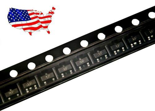 from USA 10 pcs BC847 45V 100ma SOT-223 Small Signal Transistor /' BC847B