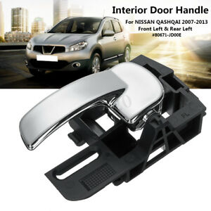 Maniglia-Per-Porta-Interna-Ant-Post-Sinistra-80671jd00e-Per-Nissan-Qashqai-07-13