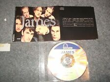 JAMES - SOUND UK CD SINGLE