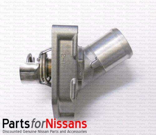 GENUINE NISSAN THERMOSTAT W//GASKET 2006-2008 350Z Z33 VQ35HR ONLY NEW OEM