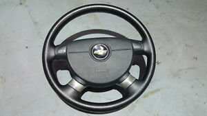 DAEWOO CHEVROLET KALOS 0511 STEERING WHEEL DRIVER AIRBAG amp HORN SWITCHES - Crewe, Cheshire, United Kingdom - DAEWOO CHEVROLET KALOS 0511 STEERING WHEEL DRIVER AIRBAG amp HORN SWITCHES - Crewe, Cheshire, United Kingdom