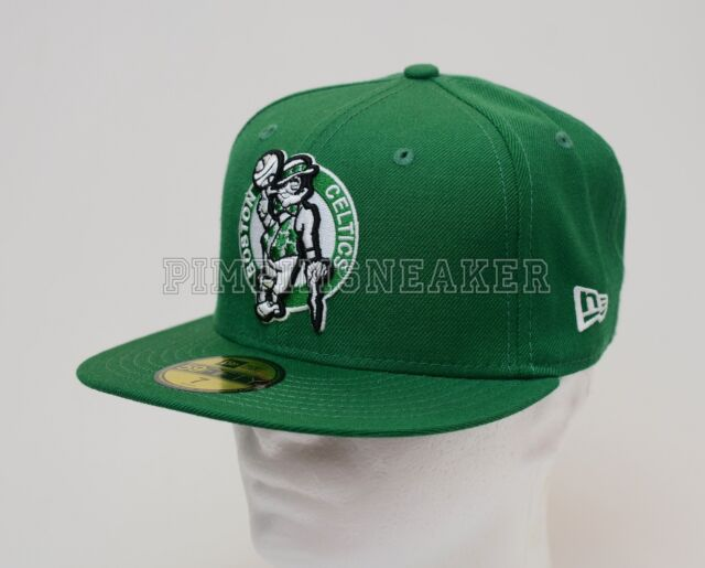 the latest 98773 8dc80 New Era Celtics Fitted Cap 885895395536