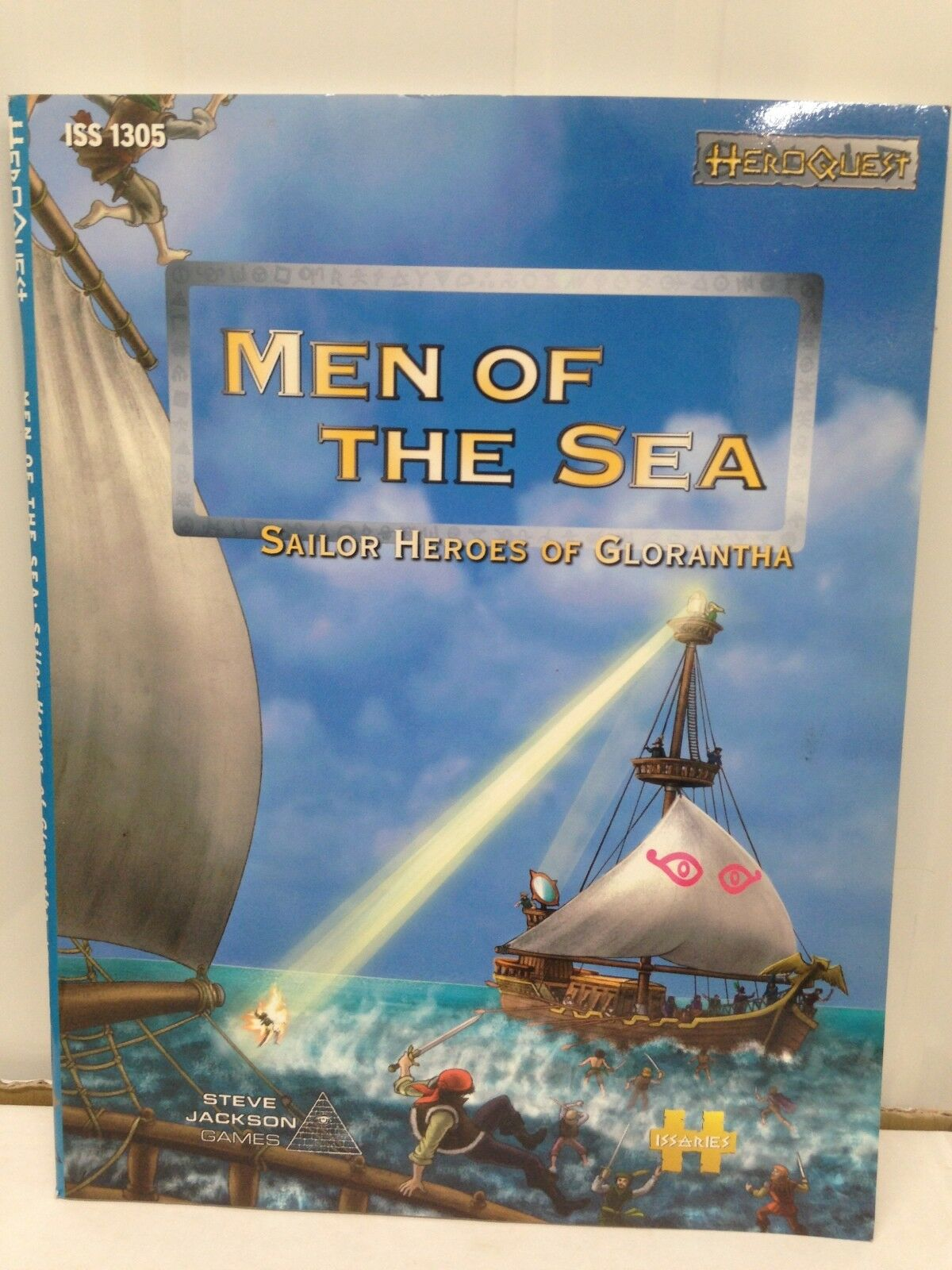 HeroQuest - Men of the Sea - New