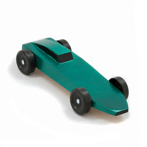 Pinewood Derby Car Comet Completed 820538007018 Ebay