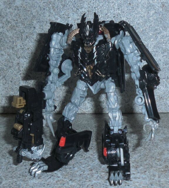 Dark of the Moon Movie Deluxe Class Figure Crankcase Transformers 3