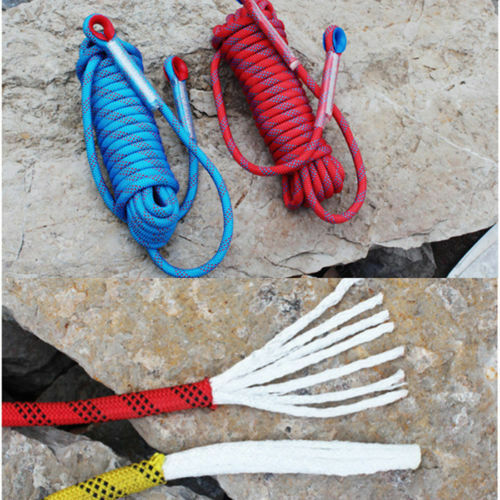15M 16mm Outdoor Climbing Tent Rope for Safety Mountain Rescue Escape Auxiliary
