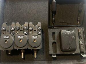Delkim-Mk1-Bite-Alarms-ATTX-Receiver-with-Dongles