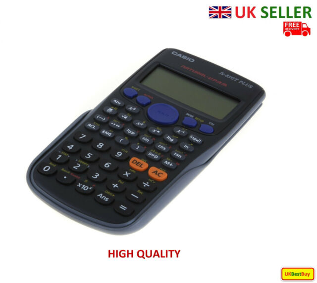 Casio (FX-83GT Plus) Scientific Calculator For Sale Online