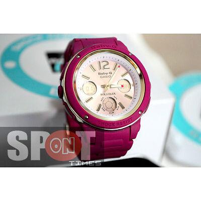 Casio Baby-G Big Face Design Ladies Watch BGA-150-4B  BGA150 4B