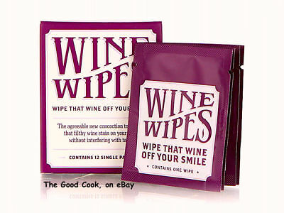 New Wine Wipes Remove Red Wine Stains From Teeth Safely Naturally Convenient USA