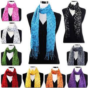 Holiday-Seasonal-Sale-Peace-sign-scarf-Hipster-Boho-Hippie-Christmas-Gift