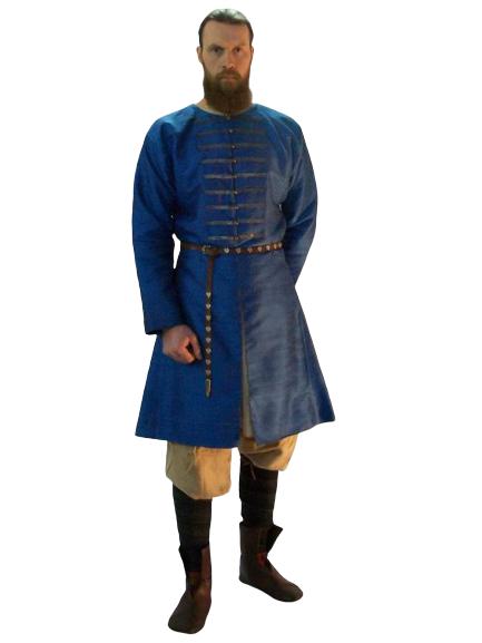 Medieval Celtic Viking Tunic Full Sleeves renaissance shirt SCA Larp]